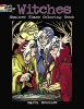 Schmidt, Carol,Witches Stained Glass Coloring Book