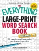 Timmerman, Charles,The Everything Large-Print Word Search Book