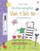 Brooks, Felicity, ,Mein Wisch-und-weg-Buch: Von 1 bis 10