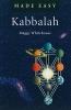 Whitehouse, Maggy,Kabbalah Made Easy