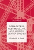 Buck, Elisabeth H.,Open-Access, Multimodality, and Writing Center Studies