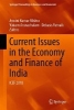 ,Current Issues in the Economy and Finance of India