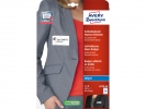 ,badge etiket Avery 30x80mm NP 20 vel 16 etiketten per vel   wit