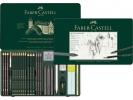 ,<b>grafietset Faber-Castell Pitt 26-delig</b>