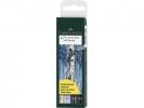 <b>Fc167804</b>,Faber Castell Pitt Artist Pen Soft Brush Etui 4 Stuks