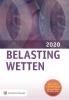 ,<b>Belastingwetten - luxe-editie 2020</b>