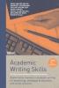 Henk  Schmidt, Henk van der Molen,Academic Writing Skills