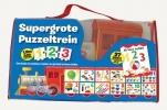 <b>Supergrote puzzeltrein - Ik leer tellen 1-2-3</b>,