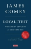 <b>James  Comey</b>,Loyaliteit