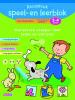 <b>Reuzeleuk speel- en leerblok  Allereerste stappen naar tellen en schrijven 3-4 jaar</b>,
