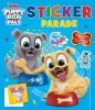 ,Disney Sticker Parade Puppy Dog Pals