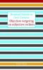 Bernhard Schlink en Geert Corstens,Objectieve wetgeving en subjectieve rechters