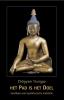 Chogyam  Trungpa,het pad is het doel