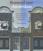 Theo  Rouwhorst,Bewaard voor Amsterdam. Historische geveltoppen herplaatst (1945-2015)