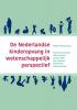 Marleen  Groeneveld, Lisanne  Jilink, Paul  Leseman, Pauline  Slot, Harriet  Vermeer,De Nederlandse kinderopvang in wetenschappelijk perspectief