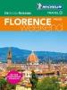 <b>Michelin</b>,De Groene Reisgids Weekend - Florence