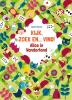 <b>Agnese  Baruzzi</b>,Kijk, zoek en... vind! Alice in Wonderland