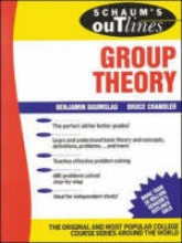 Baumslag, B. Schaum`s Outline of Group Theory