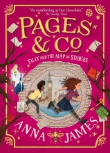 Anna James , Tilly and the Map of Stories