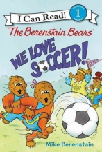 Berenstain, Mike We Love Soccer!