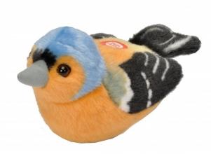 , Vogel met geluid vink