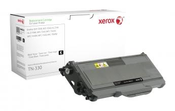 , Tonercartridge Xerox 106R02322 Brother TN-2110 zwart