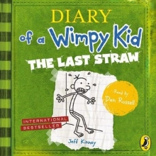 Jeff Kinney , Diary of a Wimpy Kid: The Last Straw (Book 3)