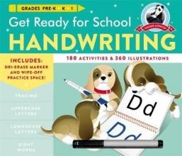 Stella, Heather Get Ready for School Handwriting Grades K, 1, 2