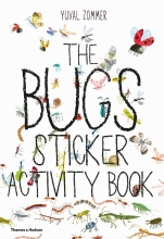 Yuval,Zommer Big Book of Bugs Sticker Book