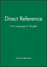 Francois Recanati Direct Reference