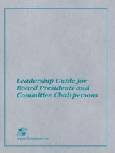 Aspen Leadership Gd BD Pres/Comm Ch 3r