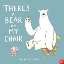 Collins, Ross There`s a Bear on My Chair