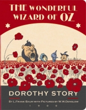 The Wonderful Wizard of Oz Stitch Large Lined Notebook