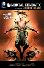 Kittelsen, Shawn Mortal Kombat X, Volume 3