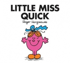 HARGREAVES, ROGER Little Miss Quick