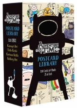 Adventure Time Postcard Library