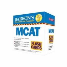 Cutts, Jay B. Barron`s MCAT