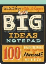 Mary,Kate Mcdevitt Big Ideas Notepad
