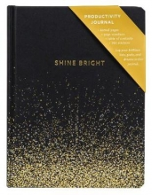 Chronicle Shine Bright Productivity Journal