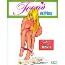 Rebecca Teens At Play