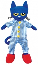 Dean, James Pete the Cat Bedtime Blues Doll, 14.5 Inch