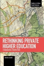 Daniele Cantini Rethinking Private Higher Education