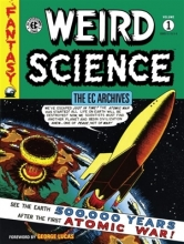 Feldstein, Al,   Fox, Gardner F. The Ec Archives Weird Science 1