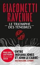 Eric Giacometti, Jacques Ravenne Triomphe des ténèbres