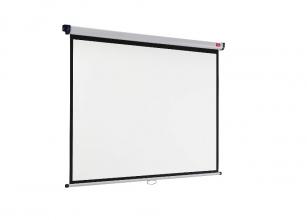 , Projectiescherm Nobo wand 150x113.8cm