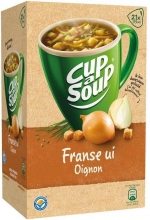 , Cup-a-soup Franse uiensoep 21 zakjes