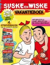 Willy  Vandersteen Suske en Wiske Vakantieboek