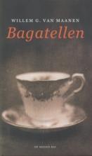Willem G. van Maanen Bagatellen