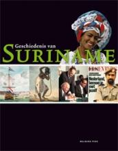 , Geschiedenis van Suriname