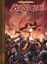 Rick  Remender Heroic Fantasy Collection Red Sonja 4 Zielloos
